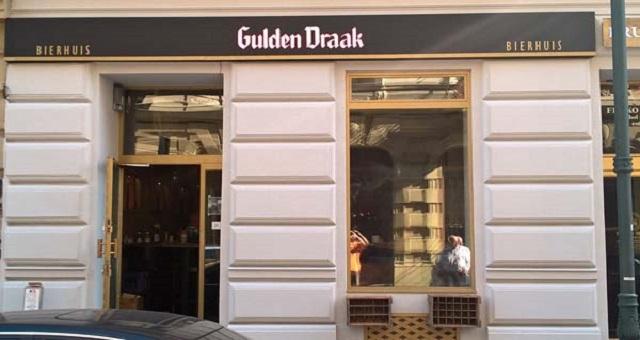Návštěva Bierhuis Gulden Draak