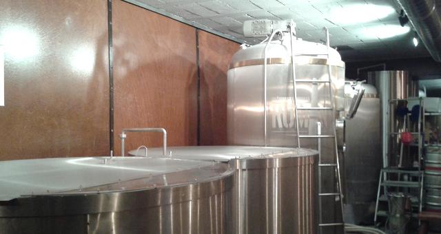 Návštěva Ružinovský pivovar Komín